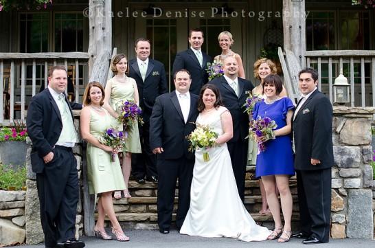 Lake Lure Wedding Photographer
