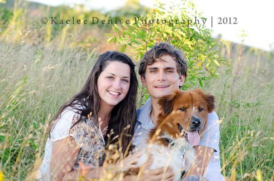 Brevard Engagement Portraits