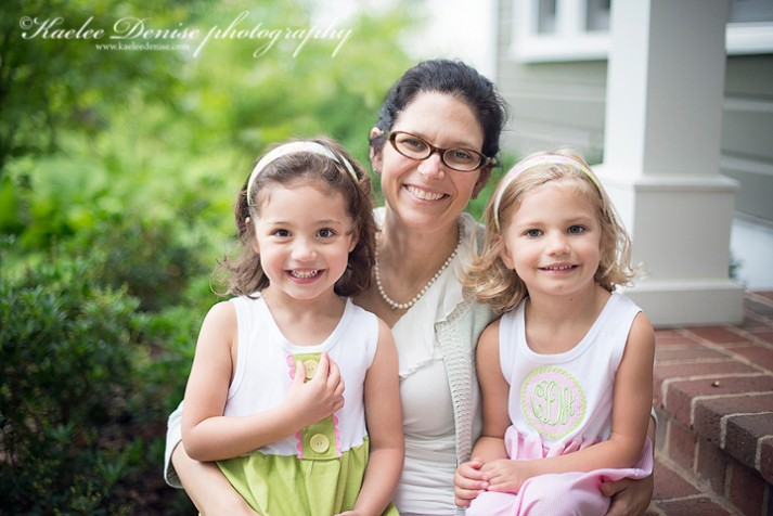 Asheville Child and Family Portrait Photographer