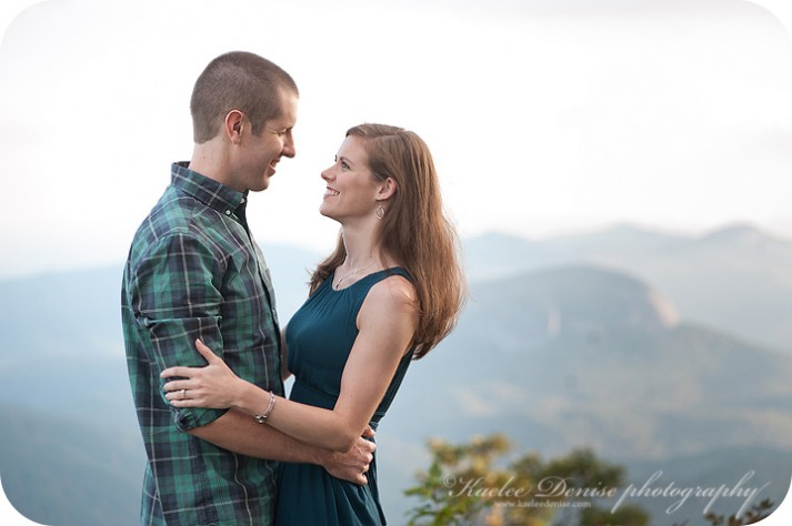 Asheville engagement photographer