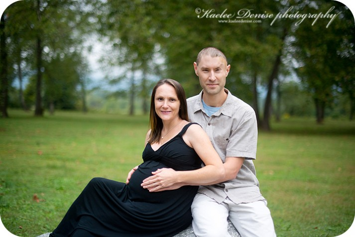 asheville maternity photographer